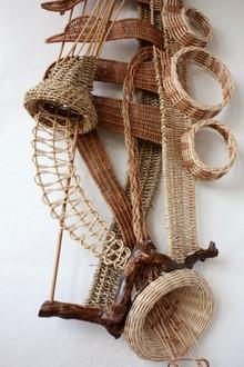 Sculptures - Art-Vannerie Rotin Sàrl d0203113a9c